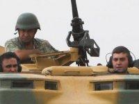 Erdoğan: NATO tatbikatından 40 askerimizi çektik