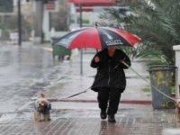 Pazardan itibaren yağmur ve kuvvetli rüzgar bekleniyor
