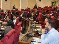 Meclis toplantısı mutabakatla kapatıldı
