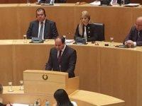 El Sisi Rum Meclisi'ne hitap etti