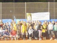 DAÜ'de Müsteyde İzzigil Karabulut anısına turnuva düzenlendi