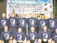Daireler arası Futbol Turnuvası devam ediyor