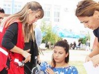 DAÜ Dr. Fazıl Küçük Tıp Fakültesi'nden kan bağışı etkinliği