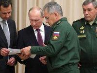Putin Erdoğan öncesi Esad'la buluştu