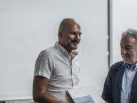 DAÜ Mimarlık Fakültesi ile INTBAU Kıbrıs ortak etkinliklerinde, Glafkos Constantinides ve Müge Şevketoğlu sunum yaptı