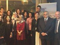 DAÜ ve Marmara Üniversitesi ortak tıp programında öğrenim gören öğrenciler bir araya geldi