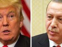 Trump: Erdoğan'la Ortadoğu'yu görüşeceğim