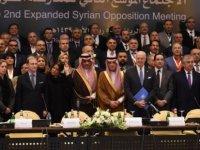 Suriyeli muhalifler masaya tek heyetle oturacak