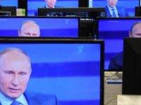 """Putin'den yabancı basının """"ajan"""" olarak tanınmasına onay"""