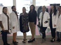 YDÜ, İletişim Fakültesi Saç Bakımı ve Güzellik Hizmetleri Bölümü'nden özel etkinlik