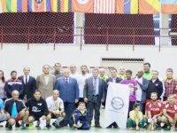 DAÜ-Koop Futsal Turnuvası'nın şampiyonu Spor İşleri Müdürlüğü oldu