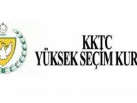 Seçmenler YSK web sitesinden nerede oy kullanacaklarını öğrenebilecek