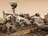 NASA'nın uzay aracı Mars'a sorunsuz indi