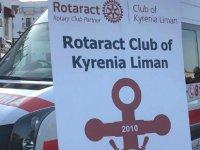 Girne Liman Rotaract Kulübü'nden AIDS farkındalık projesi...