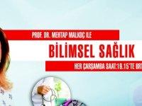 """DAÜ Bilimsel Sağlık Programı'nda """"Çocukluk Çağında Beslenme"""" konusu ele alındı"""