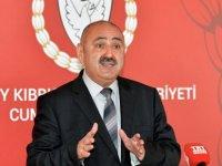 Burcu, BM temsilcisi tespit yapmadan Rum tarafının belgeyi kabul etmediğini açıkladı!