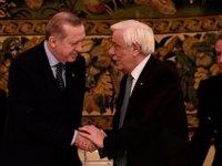 Erdoğan'ın ziyareti Yunan basınında