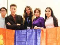 Moğolistan Bağımsızlık Günü LAÜ'de kutlandı