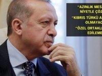 Erdoğan'ın Yunaninstan'dan bir gazeteyle röportajı