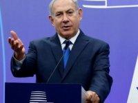 Netanyahu'dan Avrupa'ya Kudüs çağrısı