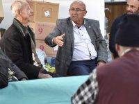 TDP katılımcı siyaset anlayışını yurttaşlara anlatıyor