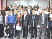 DAÜ turizmde başarılı öğrenciler onurlandırıldı
