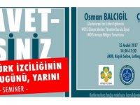 """""""Kıbrıs Türk izciliğinin dünü, bugünü, yarını"""" semineri Cuma günü yapılacak"""