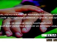 """DAÜ, """"II. Ulusal Kıbrıs Türk Fizyoterapi ve Rehabilitasyon Kongresi"""" başlıyor"""