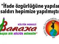 Baraka ve Pir Sultan'dan ortak açıklama