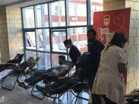 YDÜ'de thalasemia ve kan bağış etkinliği