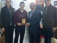 Radyo Güven Şiir ve Kompozisyon Yarışmasında YDK birinci…