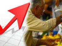 Gıda enflasyonu yüzde 10'u aştı