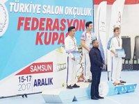 KKTC Okçuluları Türkiye'de yarıştı