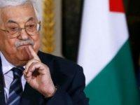 """Abbas: """"ABD'nin önereceği hiçbir barış planını kabul etmeyeceğiz"""""""