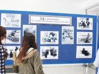 """LAÜ'de """"Şehitlerimize Saygı"""" anma töreni gerçekleştirildi"""