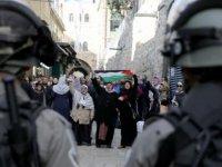 Kudüs'te gözaltına alınan Türkler serbest bırakıldı