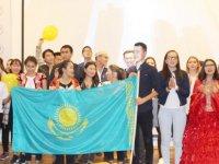 LAÜ'de Kazakistan'ın 26. bağımsızlık yıldönümü kutlandı