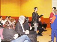 YDÜ Prof. Güler Ertan ve Öğr. Gör. Emin Sansarcı'yı konuk etti