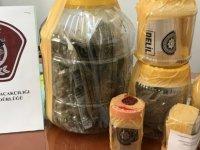 Yeniboğaziçi Köyü'nde uyuşturucuya tutuklama