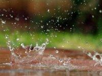 Dün ve bugün en çok yağış Kantara'da kaydedildi