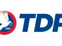 TDP: Demokrasi darbecilerinin Himayesi altındaki yemin törenine katılmayacağız