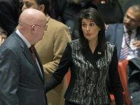 İran ve Rusya'dan ABD'ye tepki