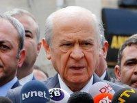 Bahçeli: İstanbul'da aday çıkaracağız