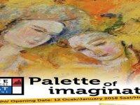 Girne Belediyesi Sanat Galerisi'nde ilk özel sergi açılışı gerçekleştiriliyor