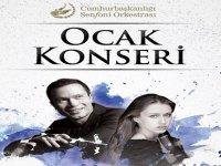 """CSO'nun """"Ocak Konseri"""" yarın akşam Lefkoşa'da"""