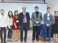 DAÜ'de adli tıp üzerine konferans gerçekleştirildi