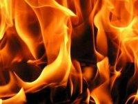 Kumyalı ve Lefkoşa'da yangın