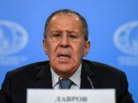 """Lavrov: """"ABD uluslararası istikrarı bozuyor"""""""