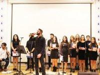 LAÜ'deki öğrenci konserleri ilgiyle dinlendi