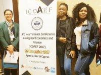3. Uluslararası Uygulamalı Ekonomi veFinans Konferansı